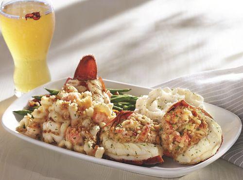 Red Lobster Celebrates The Return Of Lobsterfest