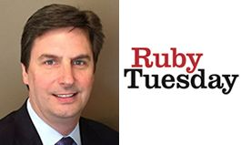 Ruby Tuesday Inc. Names Mike Ellis Chief Development Officer
