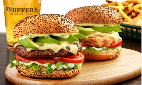 Snuffer's Springs into March with Return of Avocado Ranch Burger
