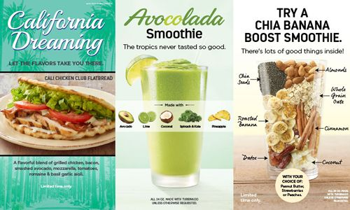 Spring Flavor Lineup from Tropical Smoothie Café Packs In Nutrition