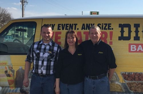Dickey's Barbecue Pit Brings the Hickory Smoke to Grand Island