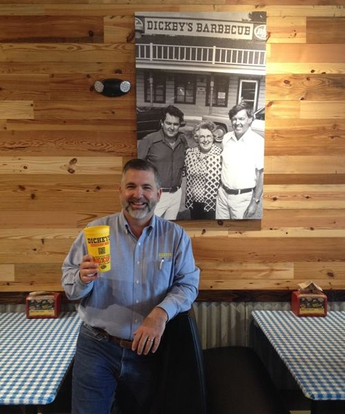 Dickey's Barbecue Pit Opens New Location at Lafayette's Ambassador Town Center