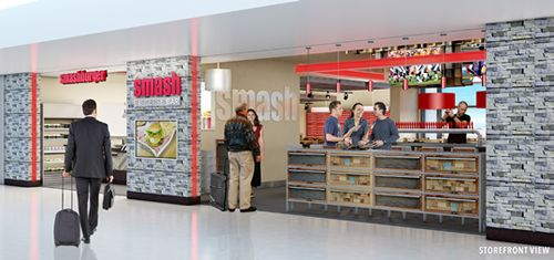 Smashburger Franchisee Announces Plans To Open Two Restaurants At Denver International Airport