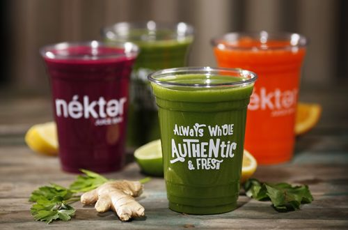 Start Spring Fresh with Nekter Juice Bar