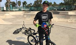 Wienerschnitzel Collaborates with Decorated BMX Rider Andy Buckworth