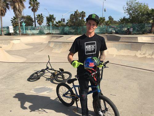 Wienerschnitzel Collaborates with Decorated BMX Rider Andy Buckworth