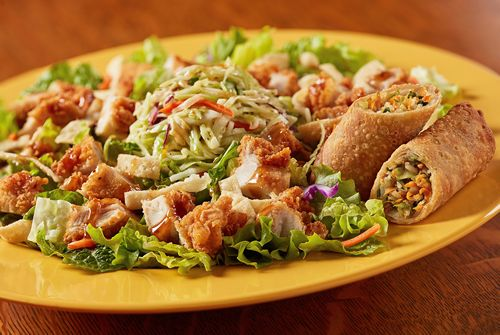 Zaxby's Brings Back Fan Favorite Zensation Zalad