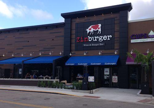 Zinburger Wine & Burger Bar Celebrates One-Year Anniversary With Fundraiser Benefiting the Junior League of Boca Raton