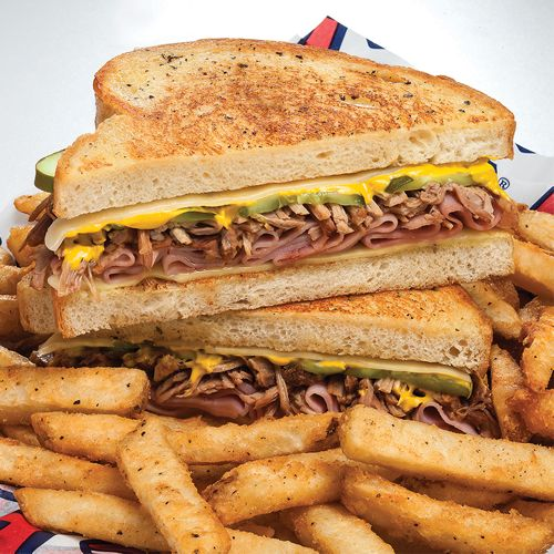 Arooga's Offering FREE Grilled Cheese Sandwiches on National Grilled Cheese Day, Tuesday, April 12