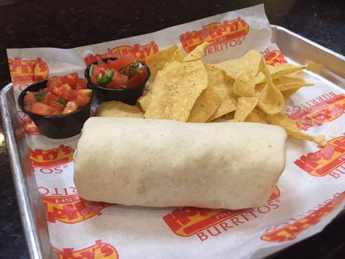 Cinco de Mayo Promo Features Drawing for Year's Worth of Free Burritos