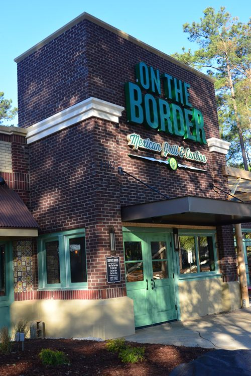 On The Border Set for Grand Re-Opening in Cary, North Carolina