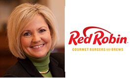 Red Robin Gourmet Burgers and Brews Appoints Carin Stutz as Executive Vice President and Chief Operating Officer