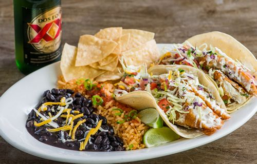 "Indulge in ""Fiesta de Mayo"" at Sharky's Woodfired Mexican Grill"