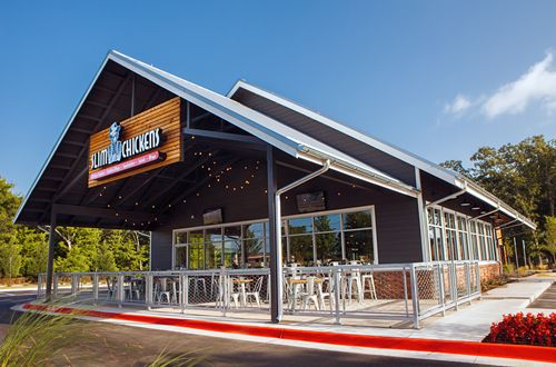 Slim Chickens Continues Texas Expansion; Opens Second Houston-area Restaurant