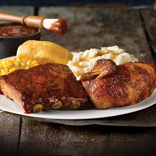 Summer Arrives Early With St. Louis Style BBQ Ribs & Chicken Meal At Boston Market