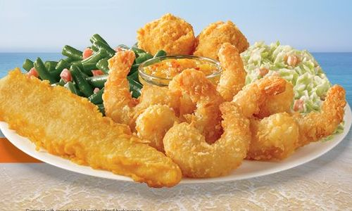 Captain D's Slides into Summer with Debut of New Jumbo Coconut Shrimp