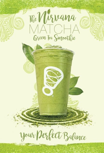 Enter a State of Nirvana with Juice It Up!'s Newest Smoothie Creation