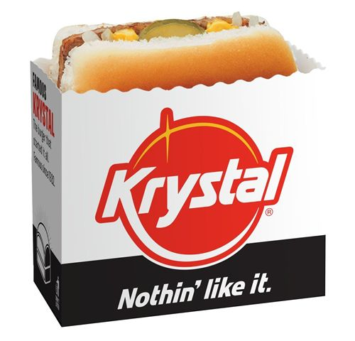 Krystal Offers 59-Cent Day with Two Brand Favorites on May 18