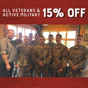 Logan's Roadhouse Honors Our Nation's Military as Memorial Day Approaches