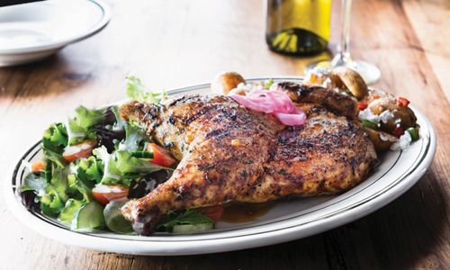 Mimi's Chicken Under a Brick is Back by Popular Demand Just in Time for Summer