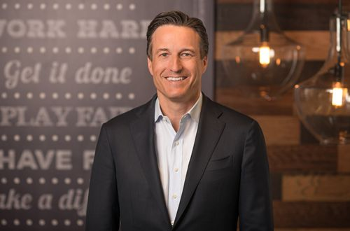 Arby's CEO Paul Brown Named an EY Entrepreneur of The Year 2016 Finalist