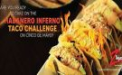 Z'Tejas Unleashes the Heat on Cinco de Mayo with Habanero Inferno Taco Challenge