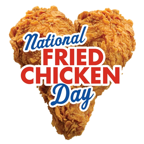 Image result for national fried chicken day