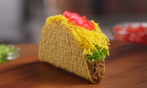 Del Taco Unveils a Taco Worthy of Its Name