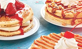 IHOP Restaurants Celebrate Summer With New Pancakes In Fresh Flavors That Evoke A Tropical Island Feel