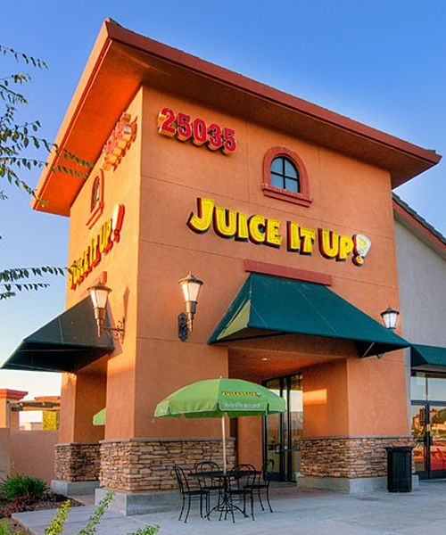 Juice It Up! Closes Second Quarter up Ten Percent in Same Store Sales