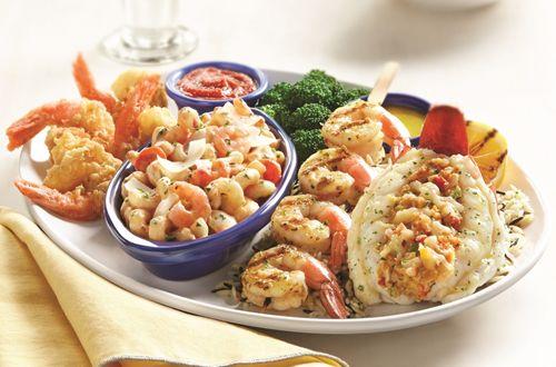 Red Lobster Introduces Lobster & Shrimp Summerfest