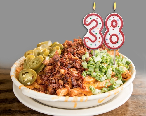 Snuffer's Rolls Out Specials for 38th Anniversary