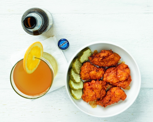 Buffalo Wings & Rings Launches Limited-Time Offering of Nashville Hot Wings, Wing Specials, Giveaways and More for National Wing Month