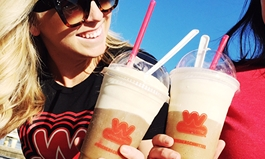 Free Root Beer Floats at Wienerschnitzel