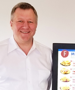 Acrelec's HyperActive Technologies Names Henning Pangels as Vice President of Engineering