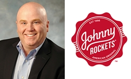 Johnny Rockets Names John Maguire President and CEO