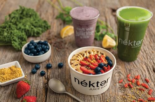 Nékter Juice Bar Wins Prestigious Hot Concepts Award from Nation's Restaurant News