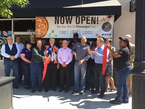 Pieology Pizzeria Opens Second North Carolina Location