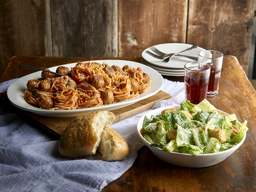 Romano's Macaroni Grill Rolls Out 'Family Meals' Menu