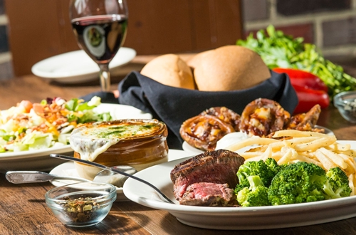 Taking the Time to Do Things Right is Key to Success for The All American Steakhouse