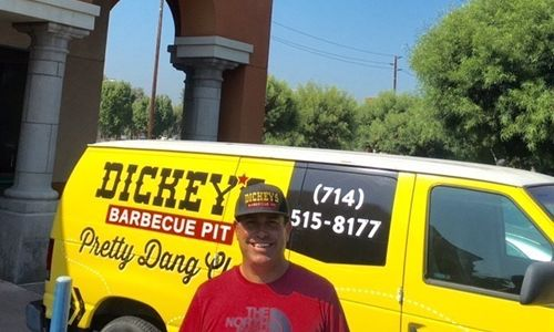 Dickey's Barbecue Pit Reopens in Brea and Laguna Niguel with Opening Weekend Festivities