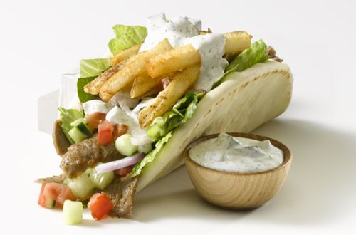 Garbanzo Celebrates National Gyro Day with Delicious BOGO Offer