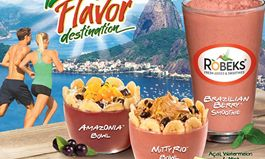 Robeks LTO Inspired by the Beaches of Rio