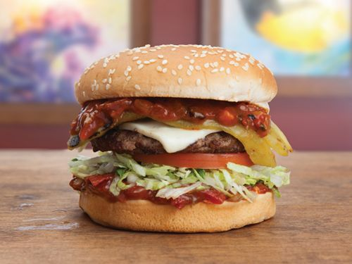 The Habit Burger Grill Features Seasonal Hatch Chile Menu Items, Available for a Limited Time Only