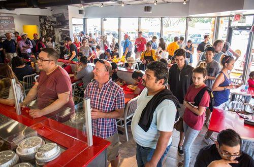 The Halal Guys Announce Richardson Restaurant Park as Their Second Dallas Location