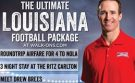 Walk-On's Launches Raffle for Ultimate Louisiana Football Package with Drew Brees