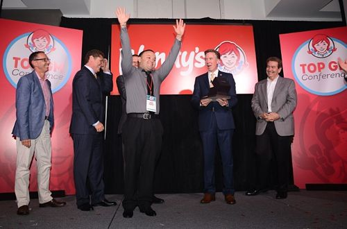 Wendy's Recognizes 'Best Of The Best' General Managers For 2016