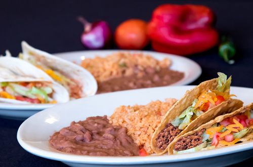 Celebrate National Taco Day at El Fenix