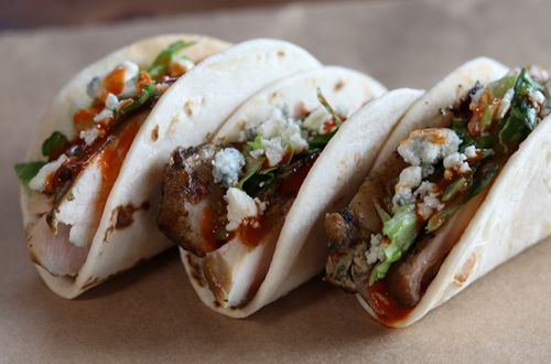Dickey's Barbecue Pit Launches Buffalo & Bleu Butcher Taco as New Limited Time Offer for September