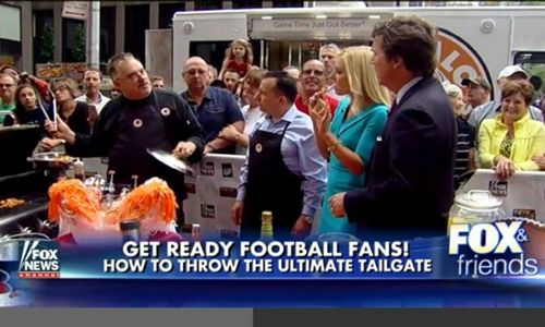 Get Ready for Football Season with Buffalo Wings & Rings
